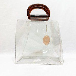 Sonix Transparent Tort Mini Tote Bag